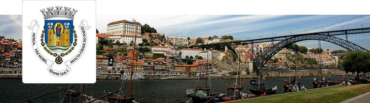 Tempo na Cidade do Porto