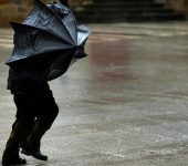 Vento e chuva